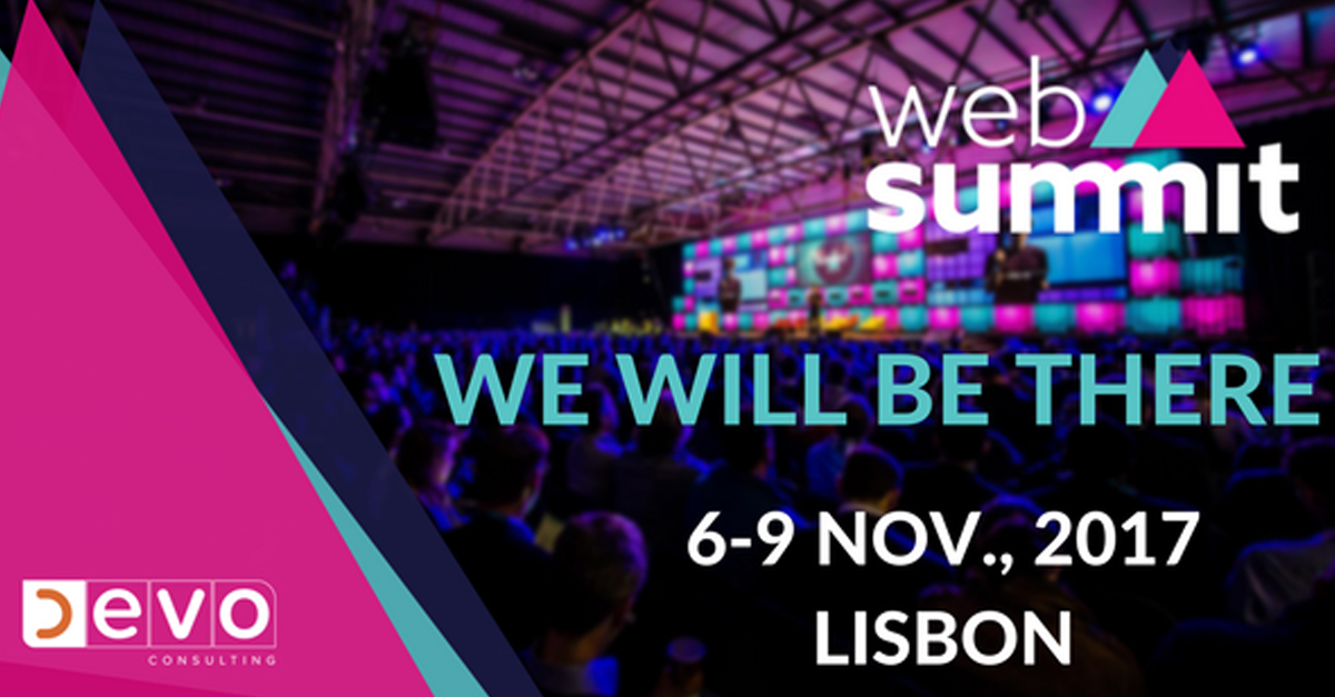 Image for D-EVO presence on Web Summit 2017